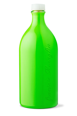 Frantoio Muraglia Gourmet Olive Oil Extra Virgin First Cold Pressed | Bright Green Glass