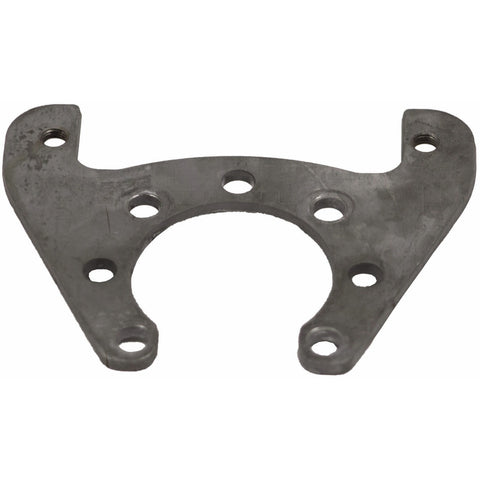 "Galvanized Caliper Mounting Bracket for 9.6"" Integral Rotor"