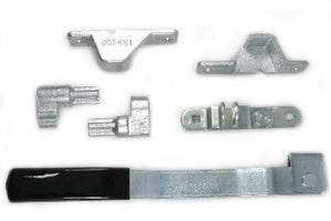 Cam Door Latch Kit Hardware Nationwide Trailers Parts Store