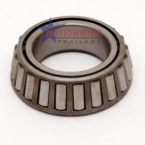 Tapered Roller Bearing 28580 Axle Components Nationwide Trailers Parts Store