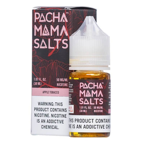 Pachamama Salt Apple Tobacco Ejuice | $13.99 | UVD