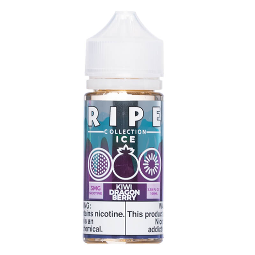 Ripe Collection Ice Kiwi Dragon Berry Eliquid - $12.99 - UVD