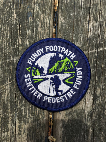 Fundy Footpath Badge
