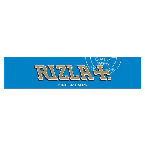 Rizla - Slim Blue Large | Extras Delivery | Booze Up