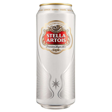 Stella Artois Beer - X4 Pack | Beer Delivery | Booze Up
