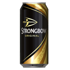 Strongbow Cider - X4 Pack | Cider Delivery | Booze Up
