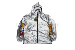 Bape 3M Reflective Prism Shark Jacket