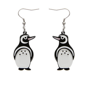 Northside Wanderer Penguin Earrings by Erstwilder