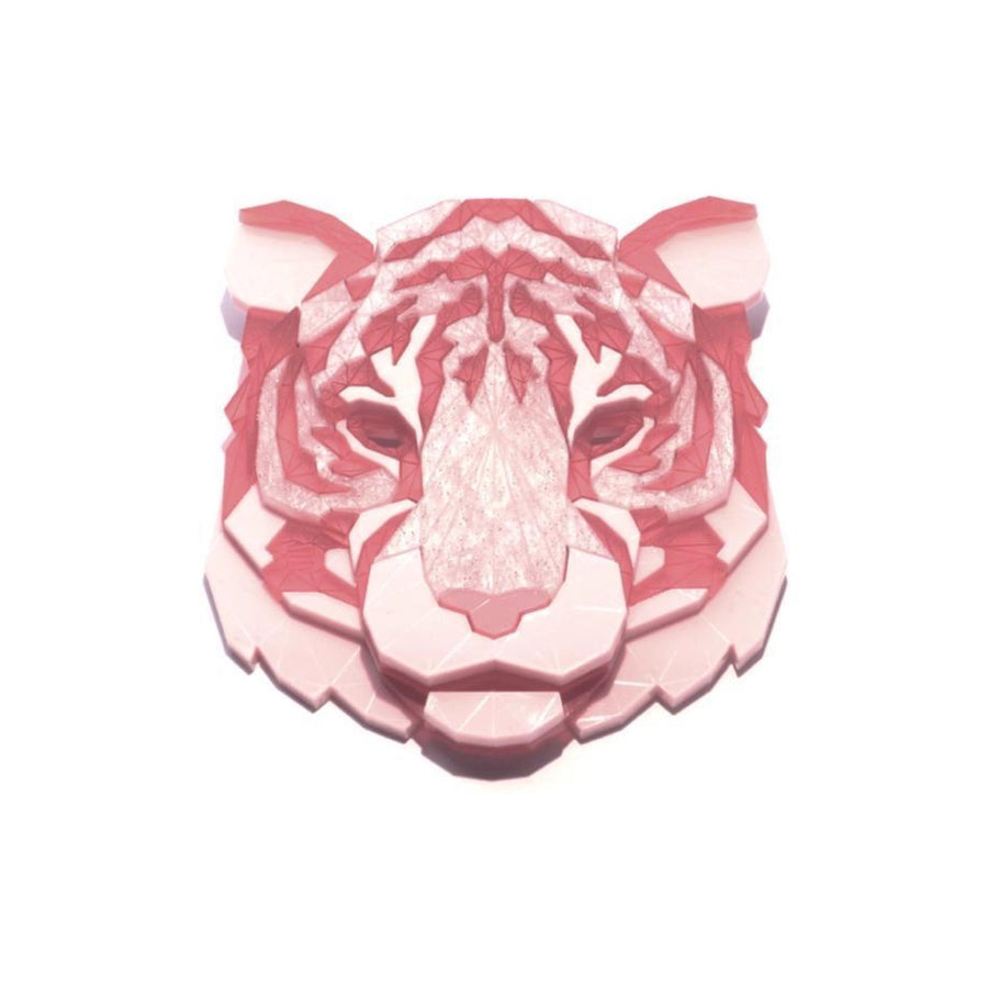 Tiger Head Brooch (True Romance) by Sstutter