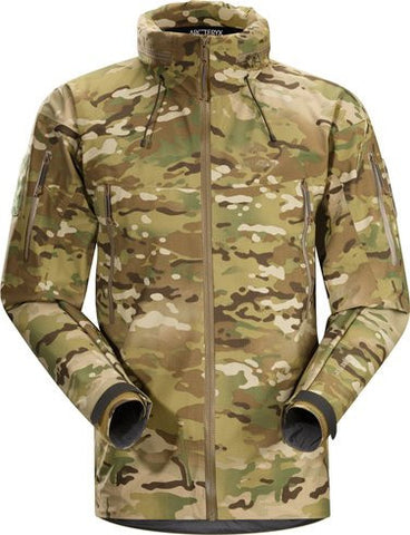 Arc'teryx Alpha Jacket LEAF Men's - MultiCam