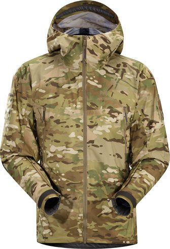 Arc'teryx Alpha LT Jacket LEAF Men's - MultiCam