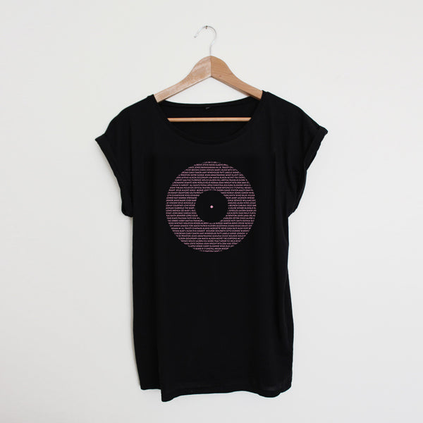 Record Ladies Black