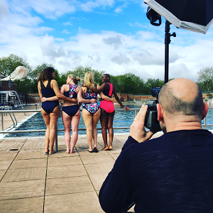 BEHIND THE SCENES: Our Launch Photoshoots