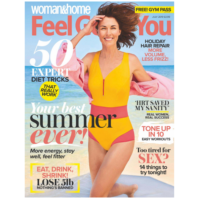 Woman & Home (July 2019)