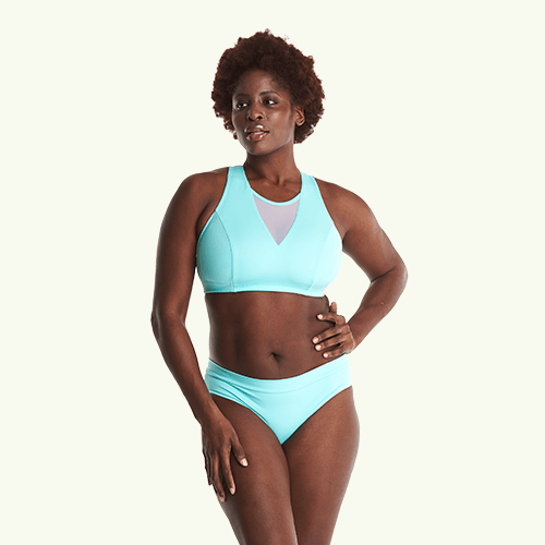 Swimbra Bikini Top Mint Blue - Hendricks