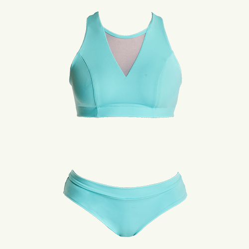 Swimbra Bikini Set Mint Blue - Hendricks