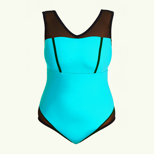 Essential Swimsuit Aqua - Hendricks