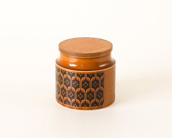 "§ Hornsea Pottery ""Heirloom"" Spice Container"