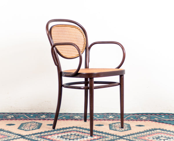§ Pair of Vintage Thonet Dining Chairs - 215RF