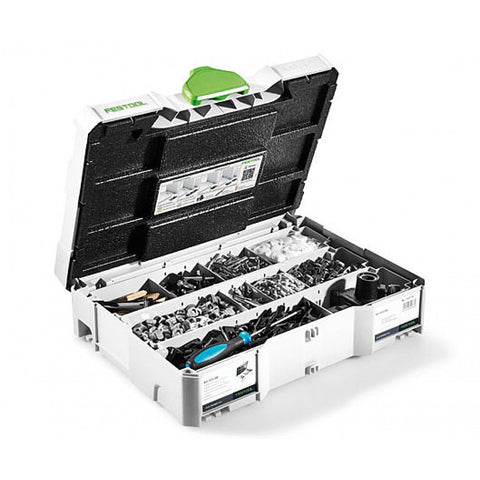 Festool Domino DF 500 Connector Assortment