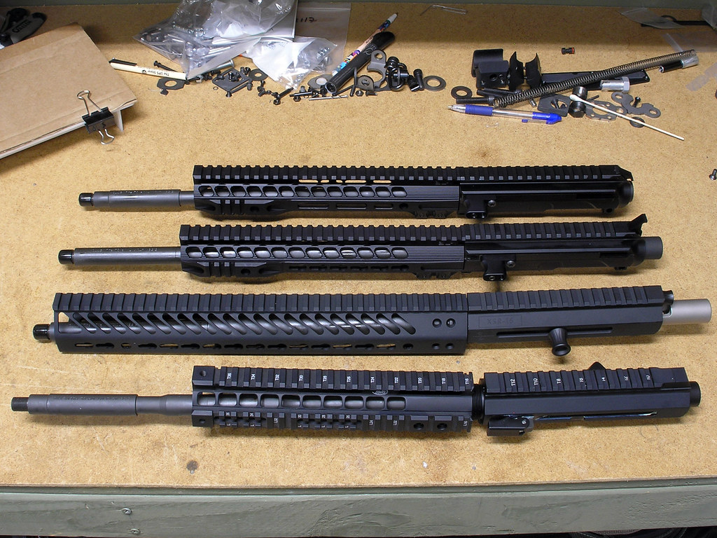 Common Misconceptions Surrounding AR-15 Parts