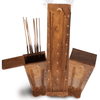 Incense Stick Holder. Adorable Way To Hold Your Incense And Brighten Your Life. With Storage Compartment (H-103) Incense Holder BargzOils