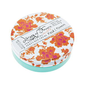 Library of Flowers - Field & Flowers Parfum Crema