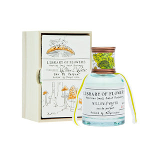 Library of Flowers - Willow & Water Eau de Parfum