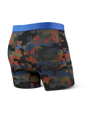 SAXX Vibe Boxer Brief - Cross Road Camo