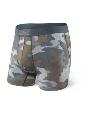 SAXX Vibe Boxer Brief - Gray Supersize Camo