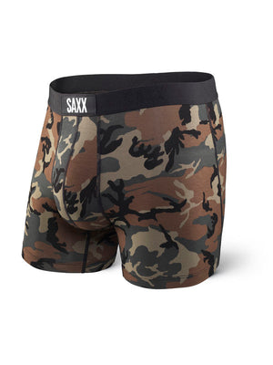 SAXX Vibe Boxer Brief - Woodland Camo