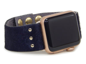 Deep Blue Erimish Apple Watch Band
