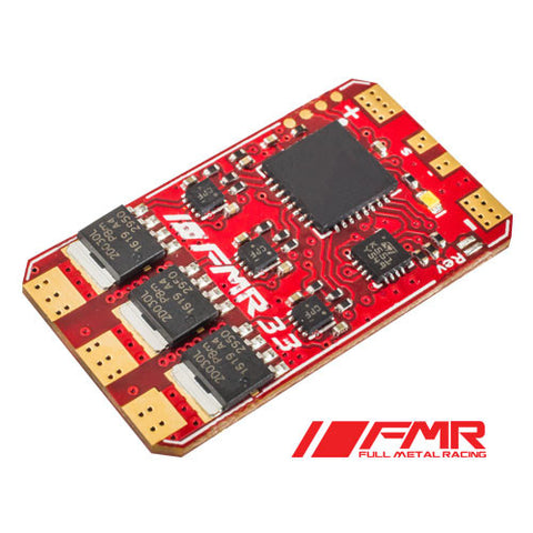 Full Metal Racing ESC 2-6s 33A FMR33A