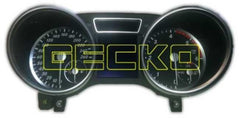 MERCEDES E W212 FACELIFT DASH GECKO FILTER INSTALLATION