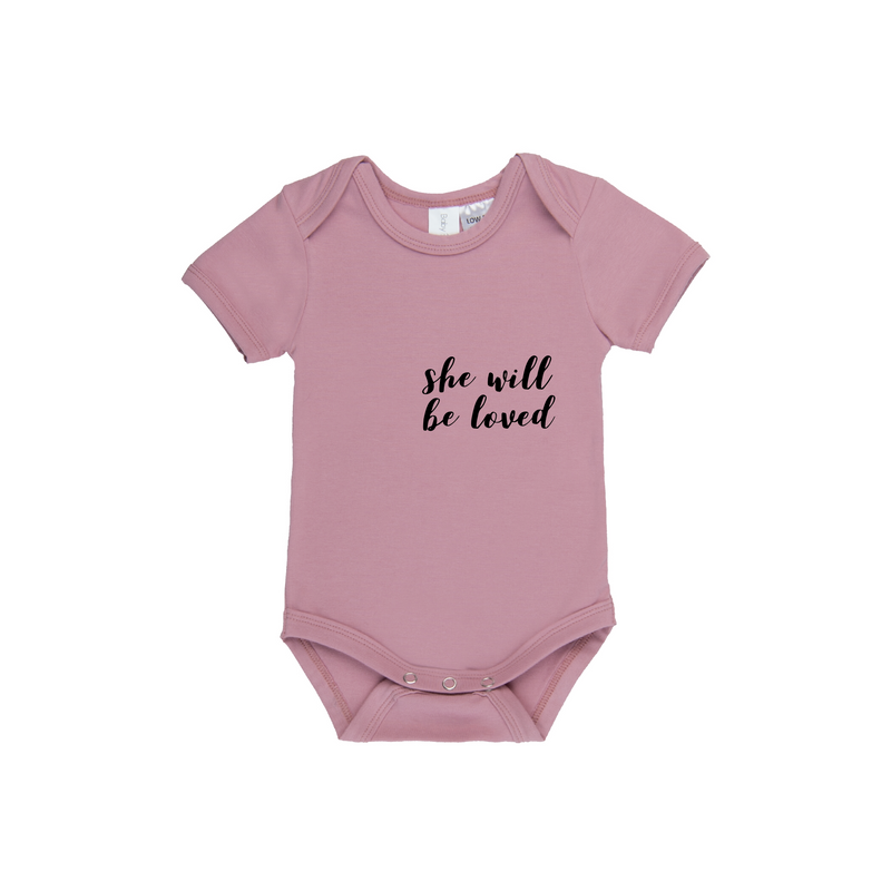 MLW By Design - She Will Be Loved Bodysuit