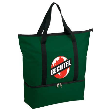 Drop Bottom Tote Cooler