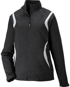 North End Ladies' Venture Lightweight Mini Ottoman Jacket