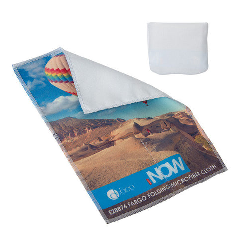 E-Z Import™ Foldable Microfiber Cloth