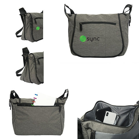 Savannah Ride Messenger Bag