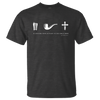 GK Chesterton Pint Pipe Cross Tee