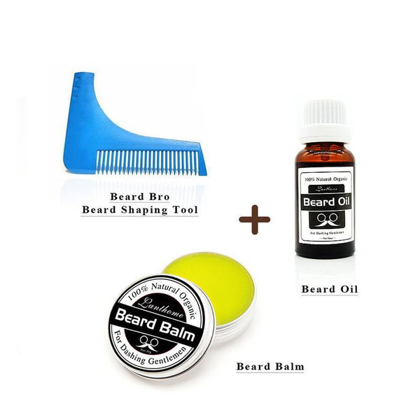 Basic Beard Kit - SHVEN