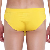 Basiics, BASIICS by La Intimo, Male, Men, Fanboy Style Brief Basiics by La Intimo (Pack of 2), Brief, BCSSS03B0690
