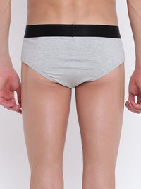 La Intimo, Male, Button Glutton LaIntimo Brief, Men, LIBR005GM0_3XL, LIBR005GM0
