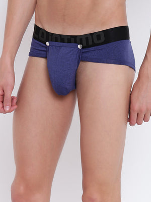 La Intimo, Male, Button Glutton LaIntimo Brief, Men, LIBR005RM0_2XL, LIBR005RM0