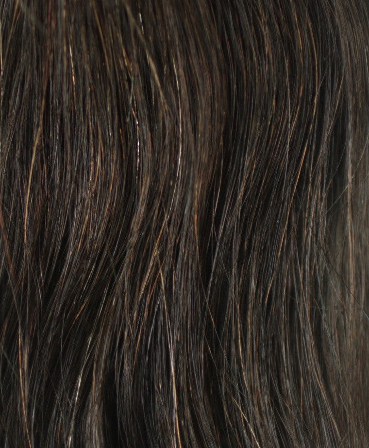 120g Dark Brown Hair Extension