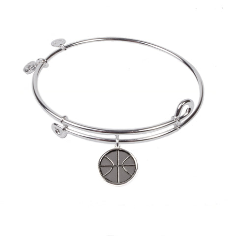 SOL Basketball, Bangle Sterling Silver Plated