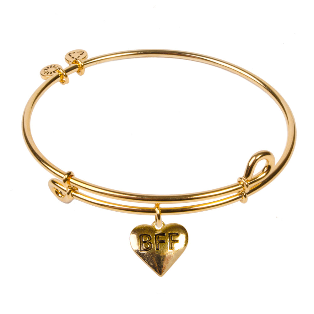 SOL Best Friend Forever, Bangle 18K Gold Plated