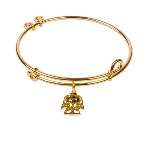 SOL Angel, Bangle 18K Gold Plated
