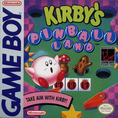 Kirby Pinball Land