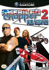 American Chopper 2 Full Throttle for Gamecube Game